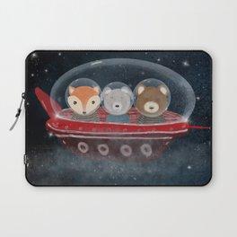 a little space adventure Laptop Sleeve