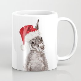 Christmas Baby Kangaroo Coffee Mug