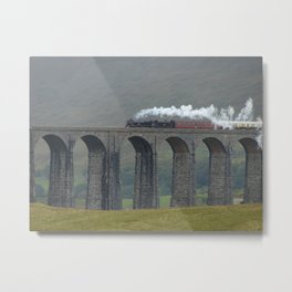 Ribblehead Viaduct Metal Print