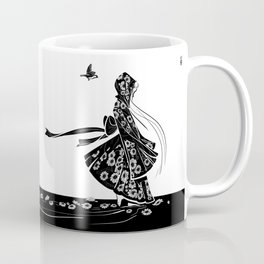 Daisy Girl Coffee Mug