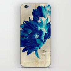 Sapphire Petal iPhone & iPod Skin