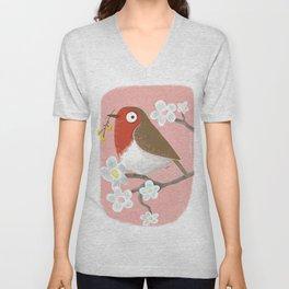 Springbird Unisex V-Neck