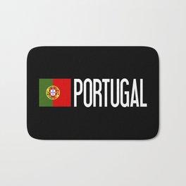 Portugal: Portuguese Flag & Portugal Bath Mat