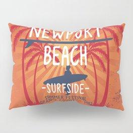Newport Beach Surfside Pillow Sham