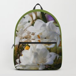 Bee on its back Backpack