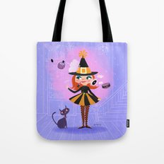 Lilly Witch Tote Bag