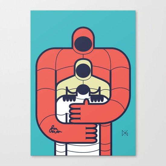 family 1 Canvas Print