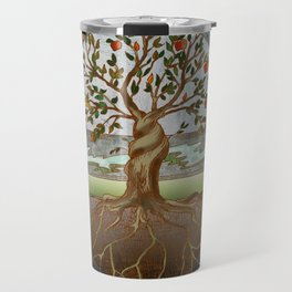 Ouroboros Travel Mug