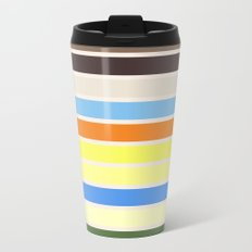 The colors of - to to ro Travel Mug
