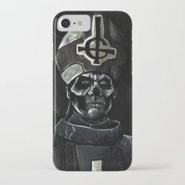 Ghost // Papa Emeritus iPhone Case