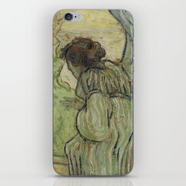 The Raising of Lazarus (after Rembrandt) iPhone Skin