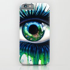 -The peacock- Slim Case iPhone 6