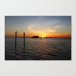 And the Bells Toll I Canvas Print
