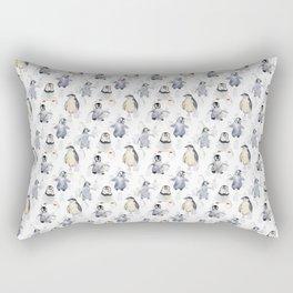 Funny penguins Rectangular Pillow