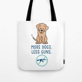 GUN3 Tote Bag