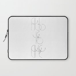 All Is One Laptop Sleeve
