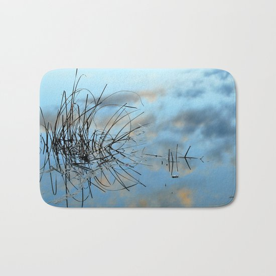 graphics in nature Bath Mat