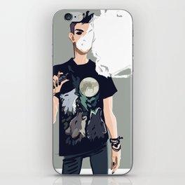 vape bro iPhone Skin