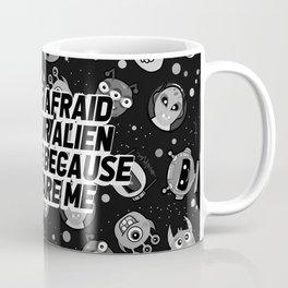 Alien Nature Coffee Mug