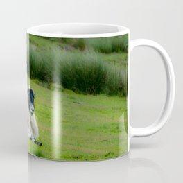 Wind sheared Sheep Coffee Mug