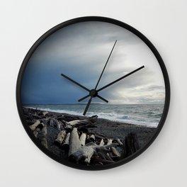 Deception Point Wall Clock