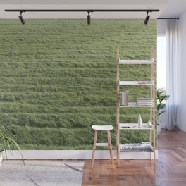 The greenest Grass Wall Mural