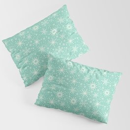 Snowflakes Pillow Sham