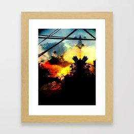 CG2 Framed Art Print