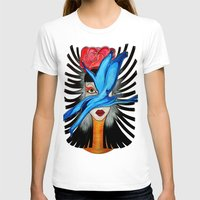 goddess T-shirts featuring Goddess by Miss Midnight