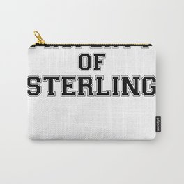 Property of STERLING Carry-All Pouch