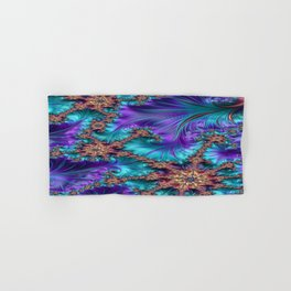 Boundary and Conflict Hand & Bath Towel