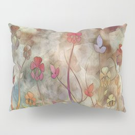 Lifted Up Pillow Sham