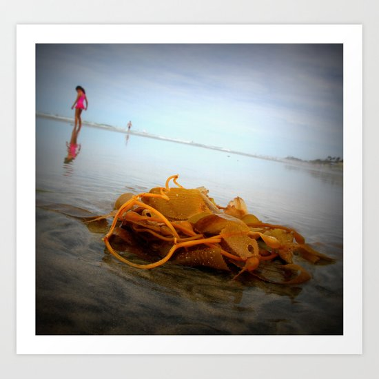 it was a good day.... Art Print