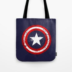Captain's America splash Tote Bag