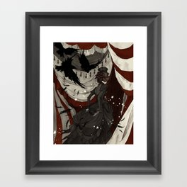 The Night Circus Framed Art Print