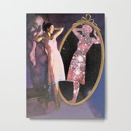 Astral Double Metal Print