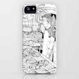 Fishy Business iPhone Case