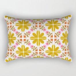 Tile No. 14 Rectangular Pillow