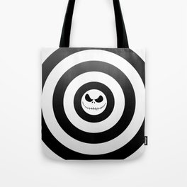Jack Skellington Nightmare Before Christmas Tote Bag