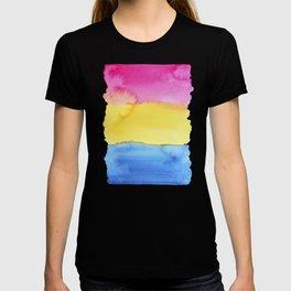 Pansexual Flag T-shirt