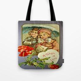 A Token of Love Tote Bag