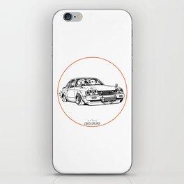 Crazy Car Art 0208 iPhone Skin