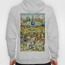 Hieronymus Bosch - The Garden Of Earthly Delights Hoody