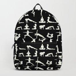 Yoga pattern Backpack