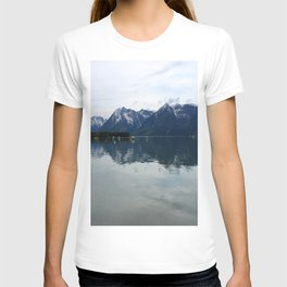 Peaceful Evening At The Lake T-shirt