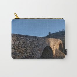 Puente Romano Carry-All Pouch