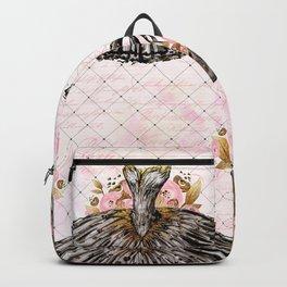 Black Tutu Ballerina Backpack