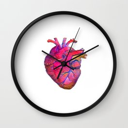 ALTERED Anatomical Heart Wall Clock