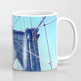 BROOKLYN BRIDGE - LIGHTER Coffee Mug