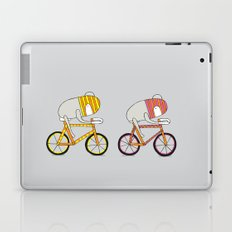 Ride more bikes Laptop & iPad Skin